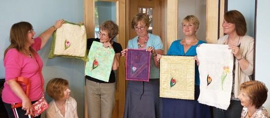Dorothy Russell Quilt Workshops Party