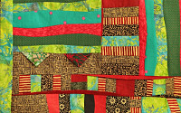 Free-Cut Curves Patchwork and Quilting Workshop