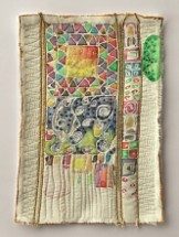 Dorothy Russell and the March Journal Quilt