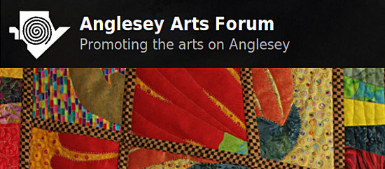 Anglesey Arts Forum. Open Studios 2013. Dorothy Russell Quilt Artist