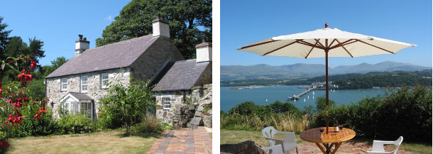 Berclas self catering holiday cottage Anglesey
