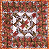 BMR. Pieced contemporary by Dorothy Russell