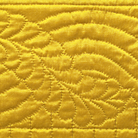 Durham Yellow Quilt