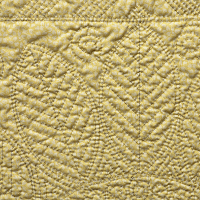 Pale Yellow Quilt