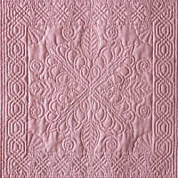 Pink. Wholecloth by Dorothy Russell