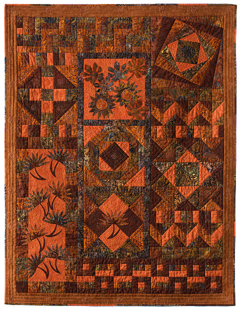 Beginner Quilt with Dorothy Russell