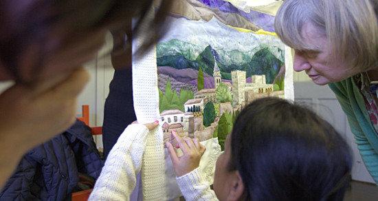 Dodie's Alhambra Quilt