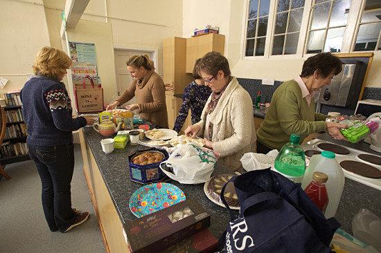 Intermediate Advanced students Xmas lunch
