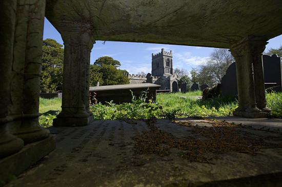 Llandegai Church. bangor Gwynedd