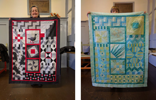 Beginners' Quilts 2017