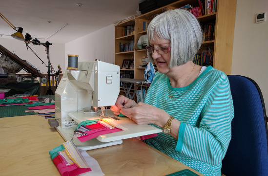 Private Tuition in Patchwork and Quilting